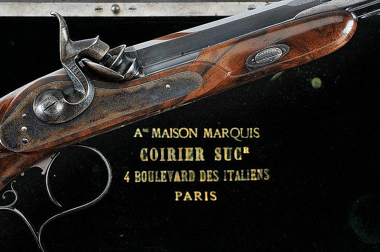 Coirier is the successor of the Anciennes Maison Marquis