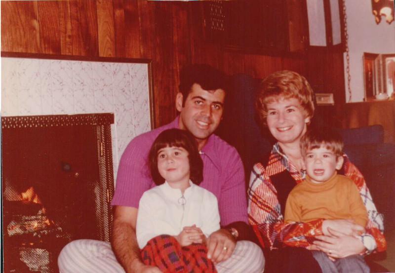 Barry, Judy and Kids