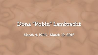 Robin Lambrecht