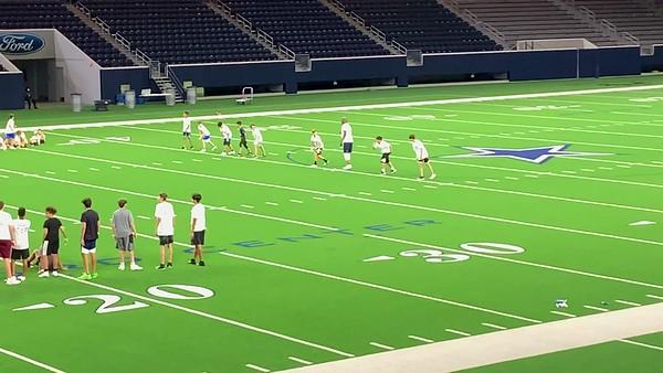 2021 Dallas Cowboys Academy