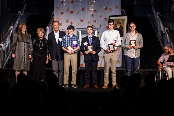 Friendship Circle Awards Ceremony 2018