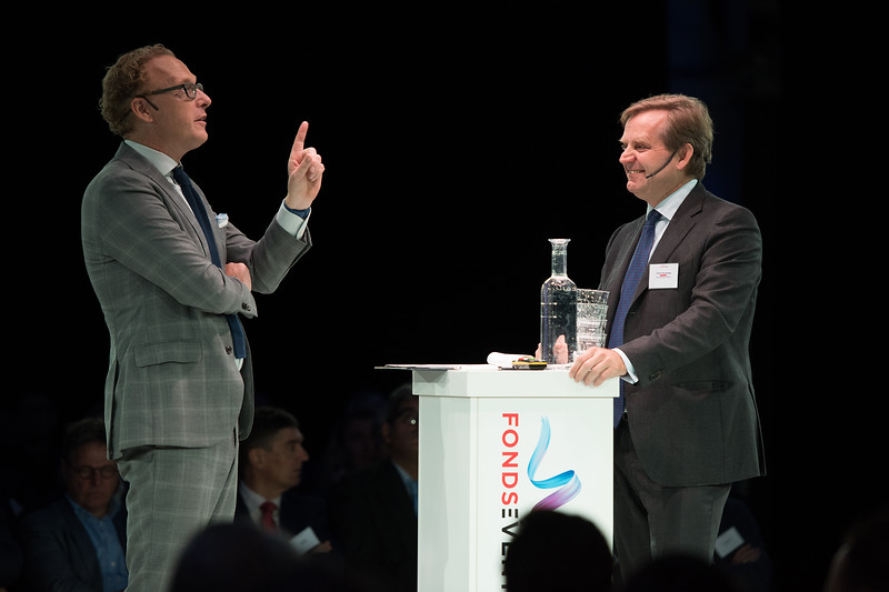 Tjerk Huysinga in gesprek met Rens de Jong