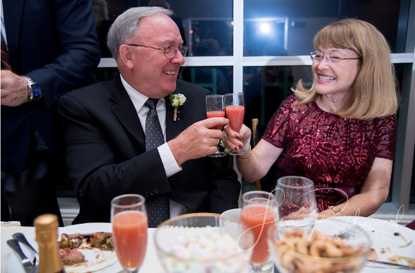 JANUARY 26TH , 2019   Dave and Sharon Thomson 50th Anniversary