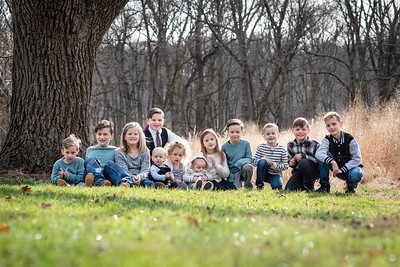 Autumn Family Sessions