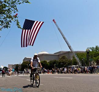 DC Memorial Day Parade 2012