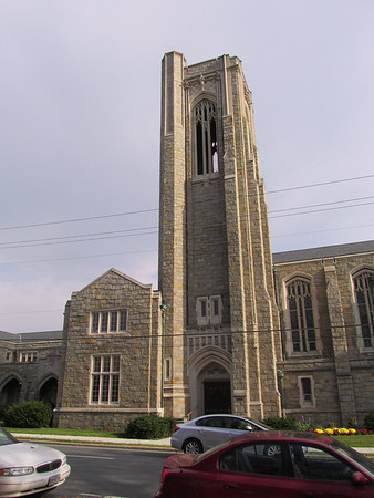 frederick churches