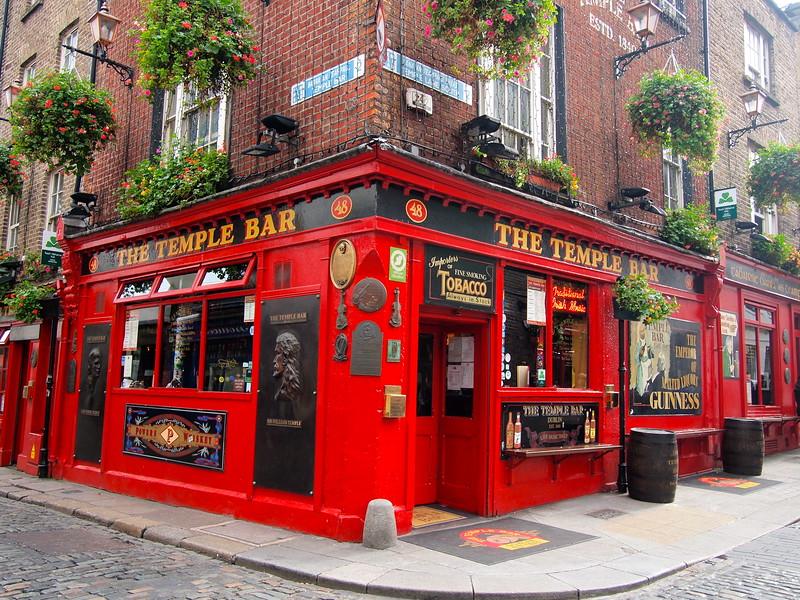 Temple Bar in Dublin