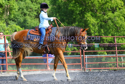 Walk Only Equitation 8/16/20
