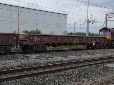 MCA - Bogie Low Sided Open Box Wagon