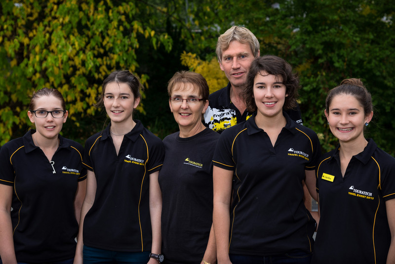 The Touratech team put in a huge effort over the weekend, it was great to see an event organised with so much enthusiasm.