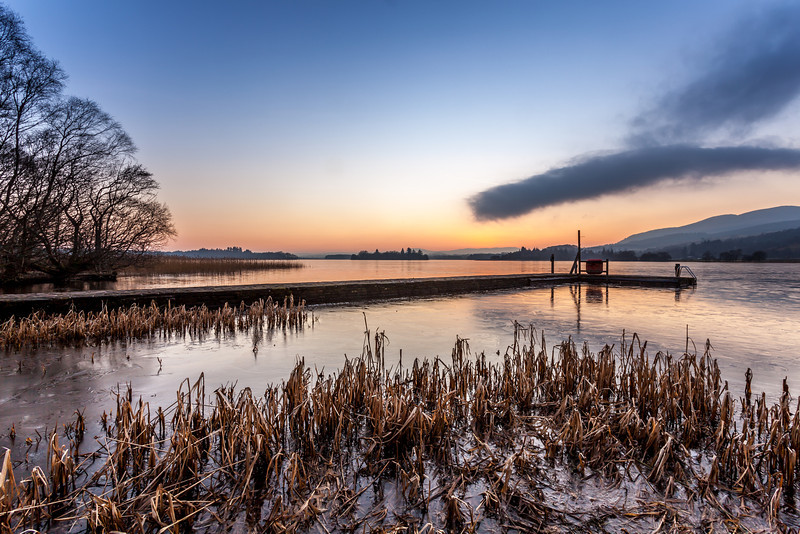 Lake of Menteith - 8716