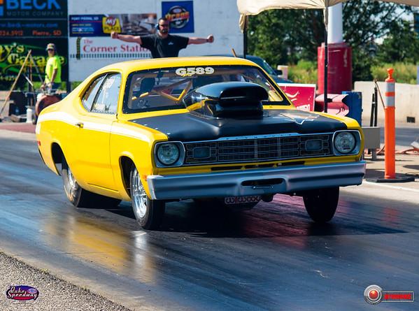 2018 - 07- 08 - On Track - Oahe Speedway