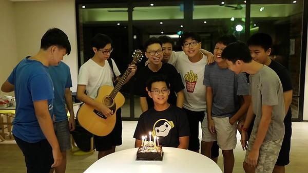 Jon's 16th Birthday party