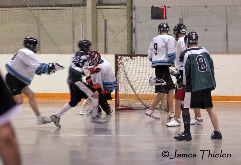 Calgary Wranglers vs Okotoks Icemen June 07, 2007