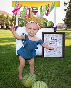 Happy 1st Birthday Mikayla