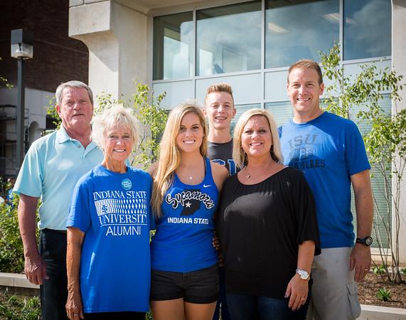 Brooks family - alumni