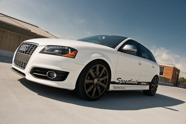 MTM Audi A3 WR