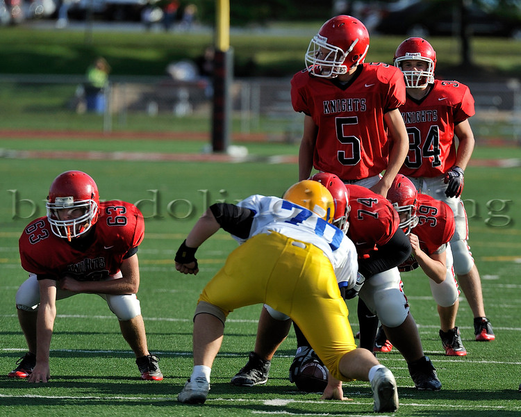 Football: 2011 Regular Season