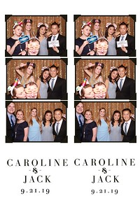 Caroline & Jack's Wedding