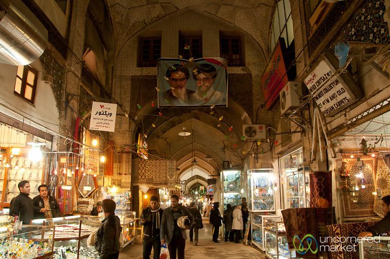 Esfahan Covered Bazaar - Iran