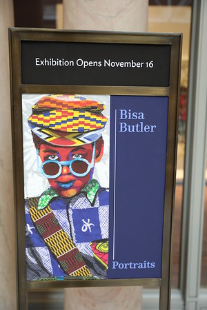 Bisa Butler: Portraits Gallery at Art Institute of Chicago