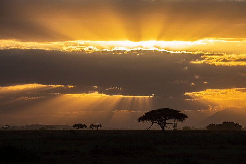 Another Beautiful Kenya Sunset