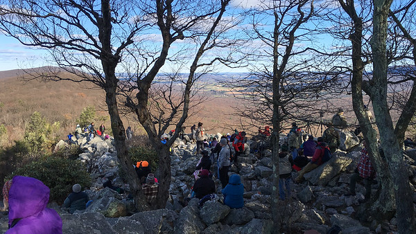20151113-15 Hawk Mountain Sanctuary Outing