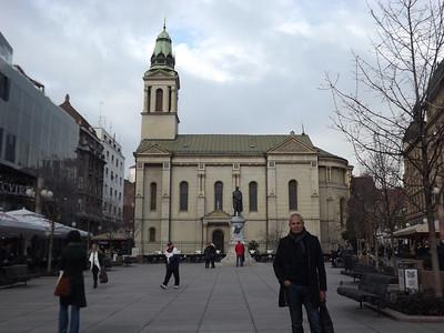 Zagreb, Croatia - January, 2014