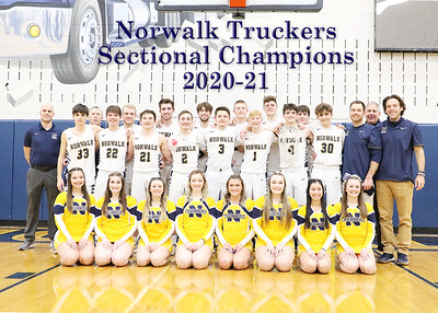 2020-21 Norwalk Truckers Basketball