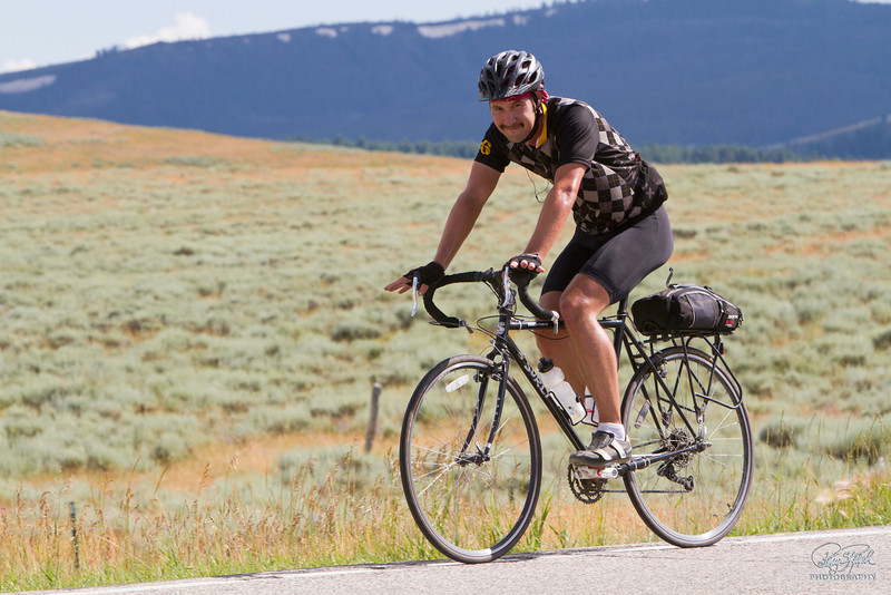 Maple Expedition Bike Tour - Day 8:  Bannack to Ennis