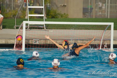 10-10-14 Girls Water Polo vs McClatchy