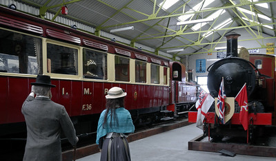 Isle of Man Steam Railway, 2010