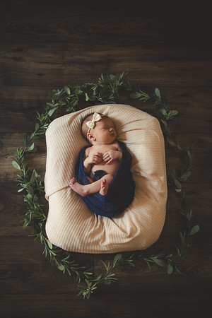 Sutton's Newborn Session