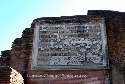 Ostia Antica, Italy 2009