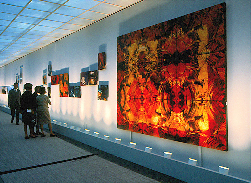 1105 Mural 10ft x 8ft in 9 pieces at Photokina 1966.jpg