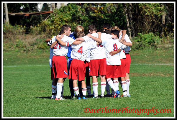 Soccer - Ocean Boys Varsity vs TR South  SCT Oct 2012