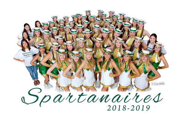 2018-2019 Spartanaire Uniform Shoot