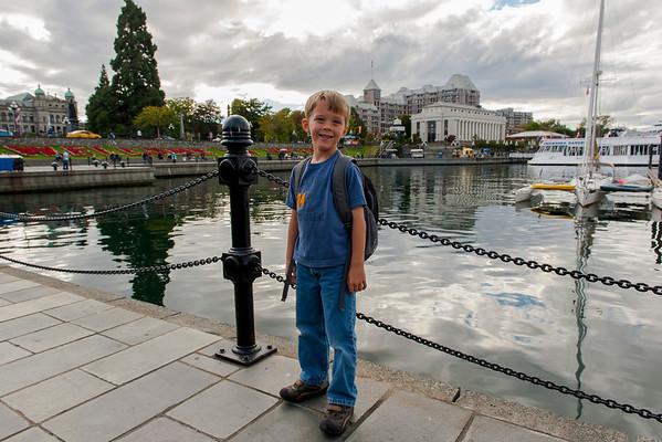 Aaron's Victoria Trip  - 9/28/2012