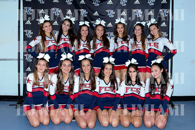 Cheerleading 12/5/17