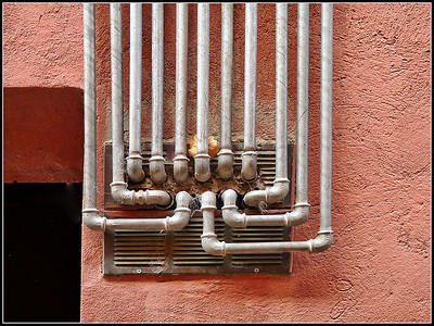 Pipes and Cables