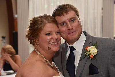 Kim and Daniel Francis Wedding Day