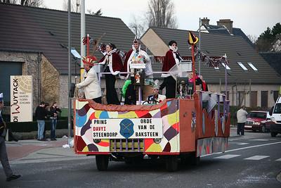 Carnavalstoet Steendorp 2007 - Deel 2