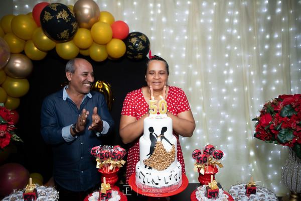 Festa de 50 Anos da Solange