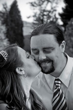Danielle and Chris Wedding