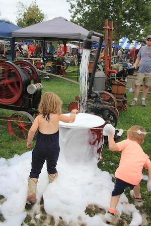 August 31 Bubbles