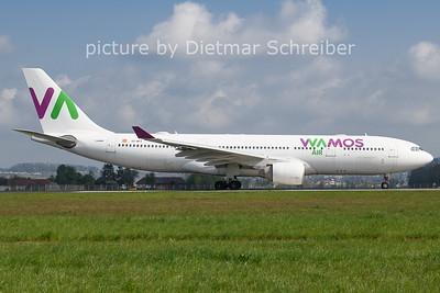 2021-05-03 Wamos A330 @ Linz