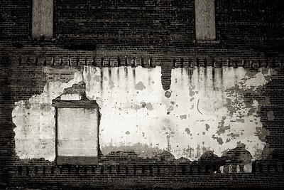 Plaster & Brick