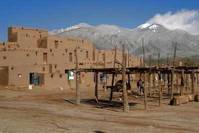 Taos Pueblo 2009
