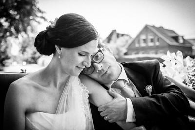Kirchliche Hochzeit von Ina & Hero