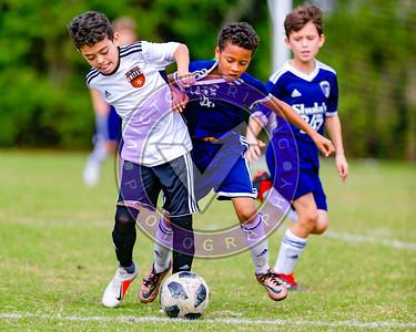 Boys '09 Pinecrest vs Miami Lakes